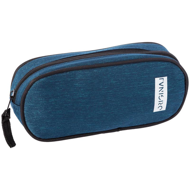 """Анонс-изображение товара пенал 210*50*90, artspace, """"blue style"""", полиэстер, sch_18179"""